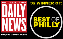 Best in Philly award winning car detailing